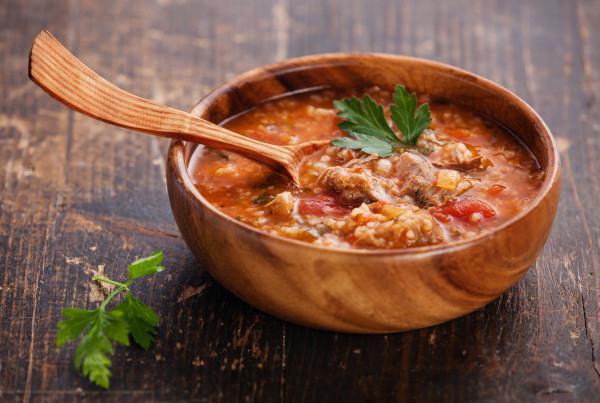 как вкусно приготовить суп харчо из баранины