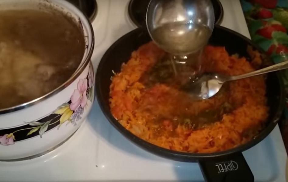 Рецепт суп харчо из свинины в домашних условиях 155
