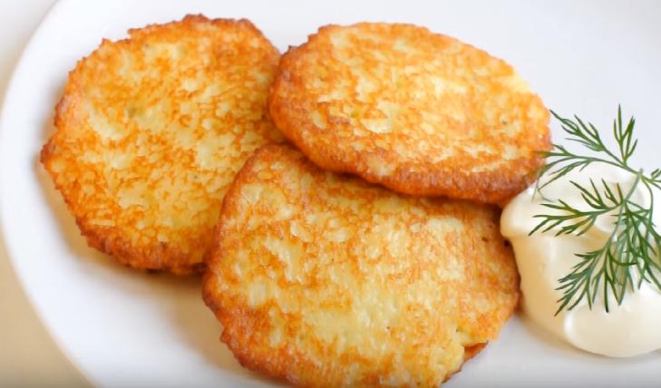 Белорусские драники картофельные рецепт пошаговый с фото