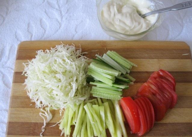 Шаурма (классический рецепт) - пошаговый рецепт с фото на Повар.ру