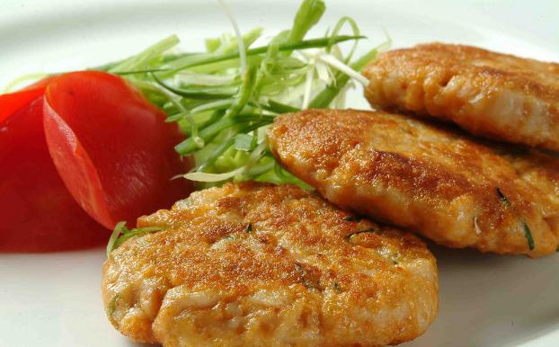 Куриные рубленые котлеты с луком - 135 пошаговых рецептов с фото