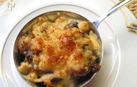 Жульен с курицей и грибами — пошаговый рецепт с видео