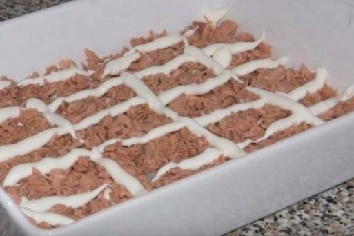 Салат мимоза - классический рецепт приготовления