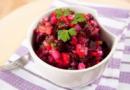 Классический рецепт винегрета: Топ 5 вкусных и полезных рецепта