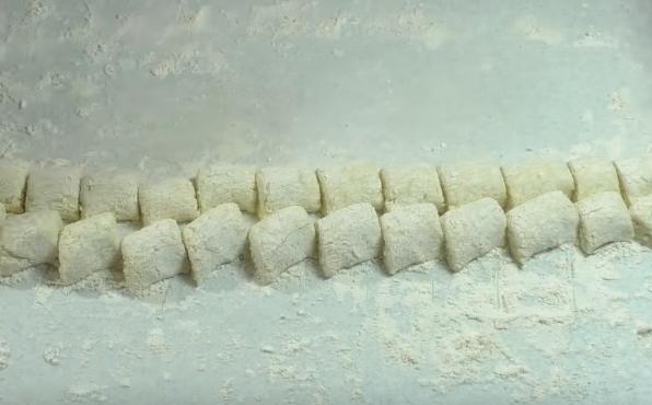 Ленивые вареники из творога рецепт с фото
