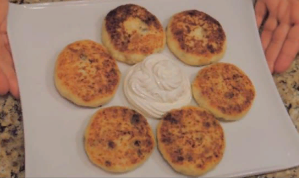 Сырники из творога - пошаговый рецепт с фото от 2D-Recept