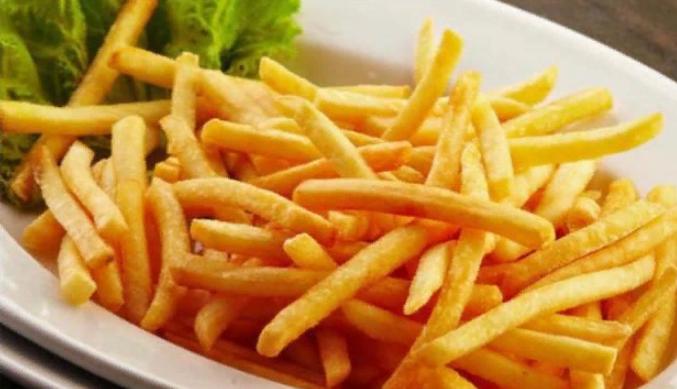 Как делать картошку фри в духовке без масла 6